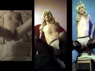 Sissy Sandracduk Posing Nude