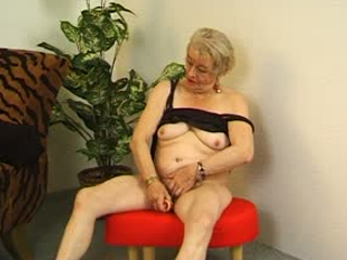 Watching Them Makes Granny Horny