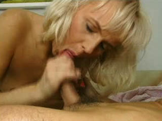 Horny Couple First Time On Camera