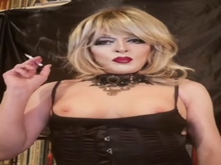 Miss-Fg Smoking Bitch Hot Femboy Tits