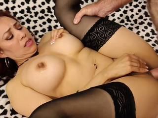 Mature Latina Claudia Fox Plays With Her Twat And Gets Fucked Hard