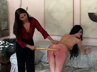 Ariel Gets Her Juicy Ass Spanked