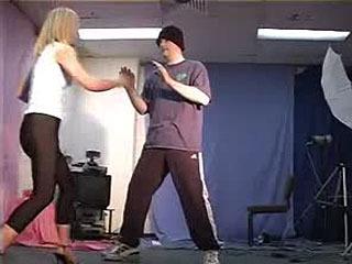 Vulneraballs Kickboxing Babe 1