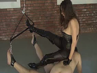 Two Slaves Enjoy Some CBT