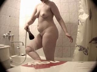 Milf Snegana Taking A Bath Spy Cam