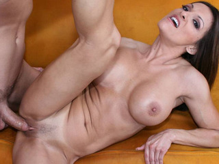 Hot Kristine Madison railed hard and filled with cum