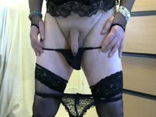 Video crossdresser upskirt cannot control