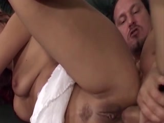Mature Woman Gets Dick In Her Anal Hole