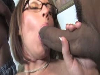 Nikki Anne Gangbanged By Black Dicks (HD)