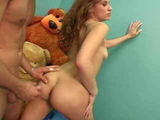 Horny Teen Craving Some Cock