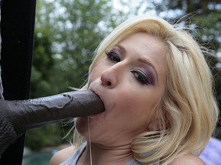 Heather And A Big Black Dick
