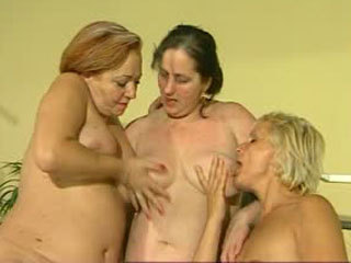 Three Horny Matures
