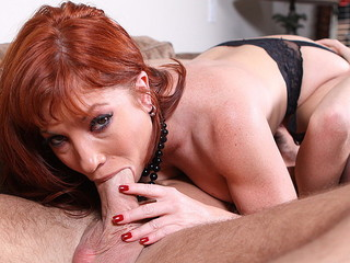 Cougar Brittany O'connell Gets A Pounding