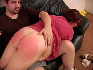 Taylor gets her big ass spanked read