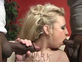 Only Dark Meat For Page Morgan