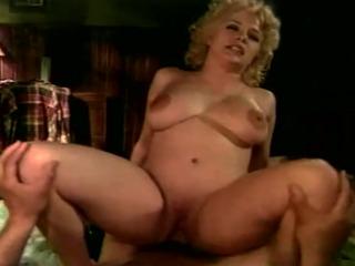 Sexy blonde babe fucking her husband