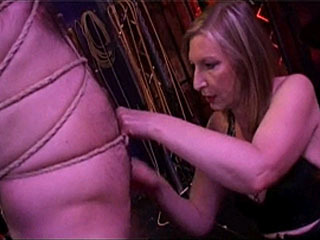 See The Best Bondage Video Ever
