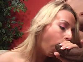 A Hard Black Cock For Nikki Hilton