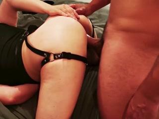 Ravishing Hottie Gets Fucked From Behind