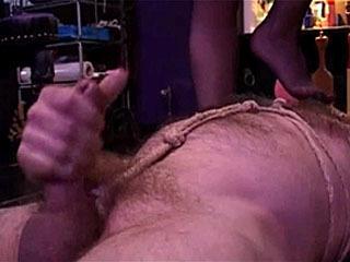 Sexy MILF In Hardcore Bondage Scene