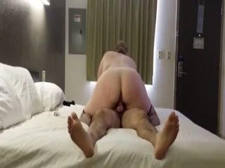 Chubby Slut Enjoys DP Threesome