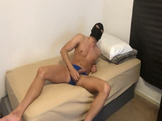 Horny Asian Ballbusting