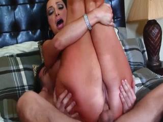 Curvy Hooker Gets Butt Hole Rammed