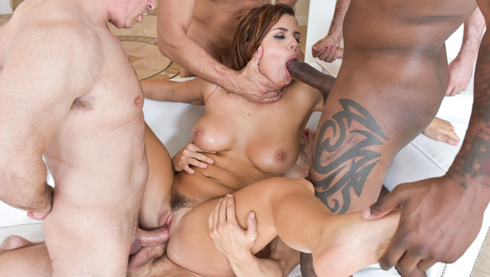 Keisha Grey's 1st Gangbang Your Porno - Free Porn Videos, Movies And Clips