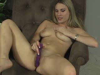 Horny Girl Borrows Her Friend's Dildo