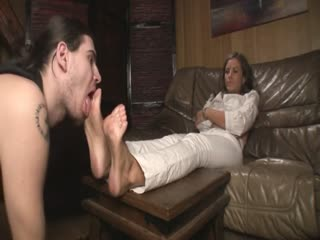 Lick My Dirty Feet Clean