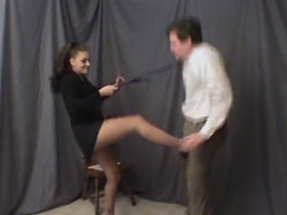 Ballbusting At Work
