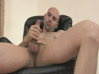 Quick wank in the chair