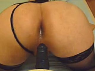 Cd Anal Dildo Fun