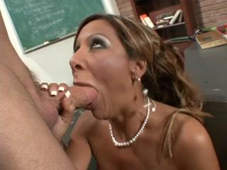 Demi Delia fucks her student
