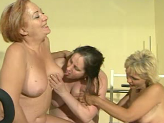 Gym Grannies