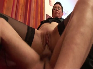 Mature Whore Fucked By A Horny Guy