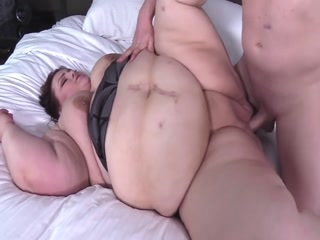 Big And Beautiful Hooker Gets Railed By Step Brother