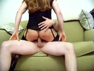 Amateur Babe Takes A Hard Cock Deep Inside Her Butt Hole