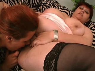 Chubby Lesbians Having Some Fun