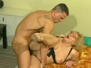Boning A Horny Mature