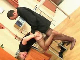 Archibald Et Monty Baise Et Sucer L'autre Spermless!