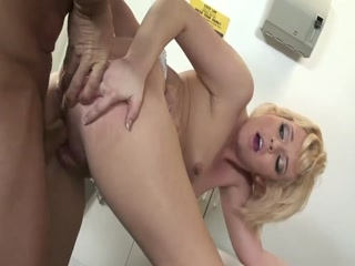 Dirty Slut Gets Jizz Inside Her Pussy