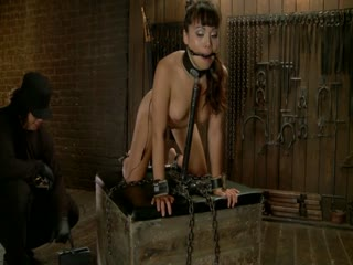 Device Bondage: Asian Whore Is Shocked And Fucked Into Oblivion