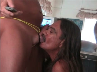 Jamie Blows Kimmie Transvestite Cock Slut!