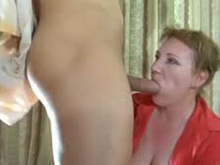 Red Hot Mommy Baring Her Big Jugs And Getting Slammed By A Horny Young Stud