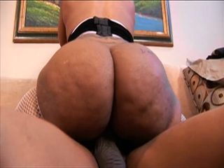Cherokee's Big Booty Bouncing On A Thick Cock