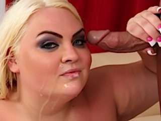 Fucking A Bleach Blond BBW
