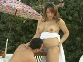 Just After Wedding A Tranny Bride Gets Her Tool Ready For Hard Anal Action