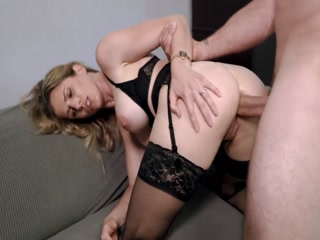 Busty MILF Gets Nailed In The Office By Her Boss