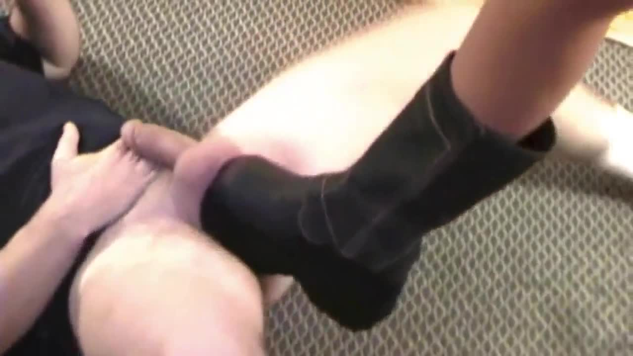 Buffalo boots shoejob - 2 part 4